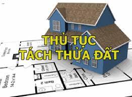 Hồ sơ tách thửa nhà đất và Qui trình tách thửa nhà đất Quận Tân Bình TpHCM
