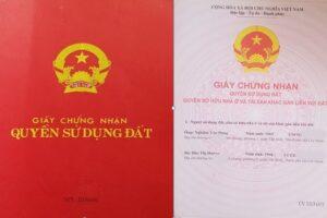 Qui trình đổi sổ mới và hồ sơ đổi sổ mới tại Quận Tân Bình TpHCM
